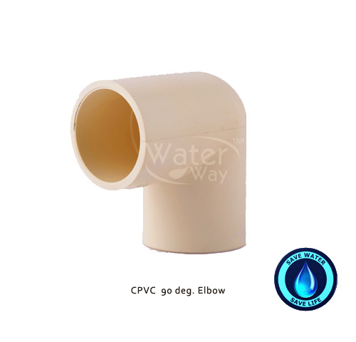 CPVC Plain Elbow Plumbing pipe Manufacturer