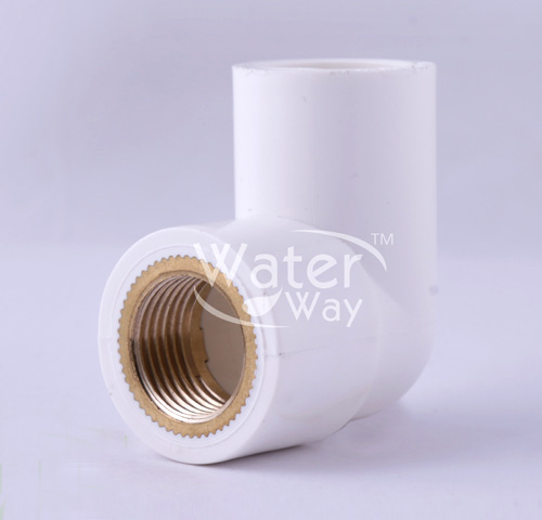 UPVC Brass Elbow Pipe Fittings