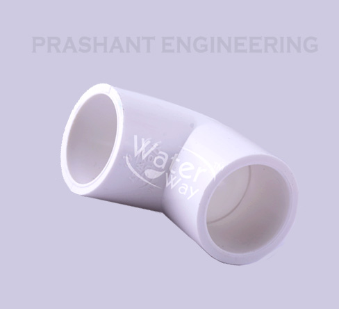 UPVC Plain Elbow Manufacturers