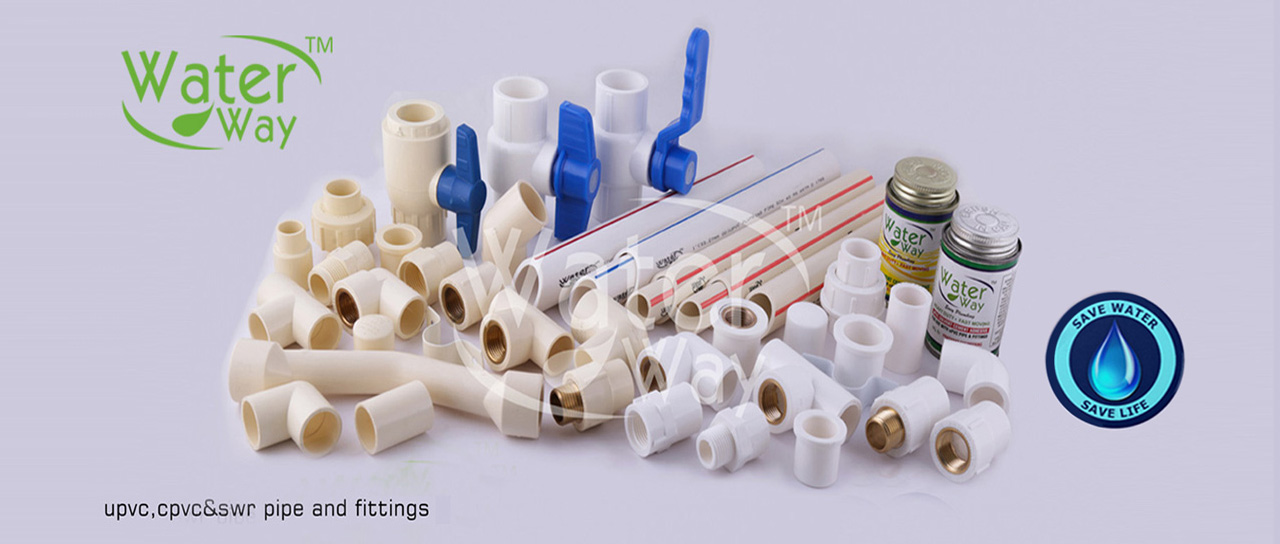UPVC And CPVC Pipe Fittings Suppplier India