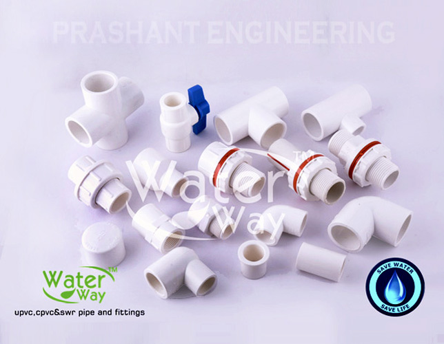 UPVC Pipe and Pipe Fittings Manufacturers