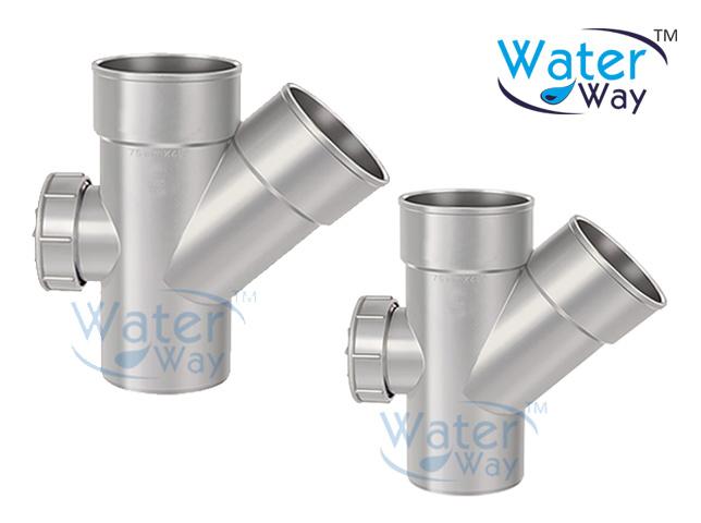 Prashant engineering water way pipe fittings